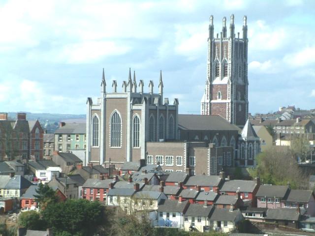 Catedral-de-Santa-Ana ▷ Que ver en Cork. Las 10 cosas que no te puedes perder en esta ciudad irlandesa