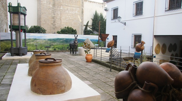 Centro de interpretación Olivar y Aceite