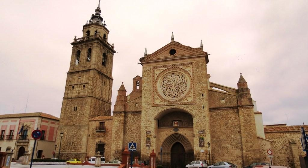 Colegiata de Santa María la Mayor