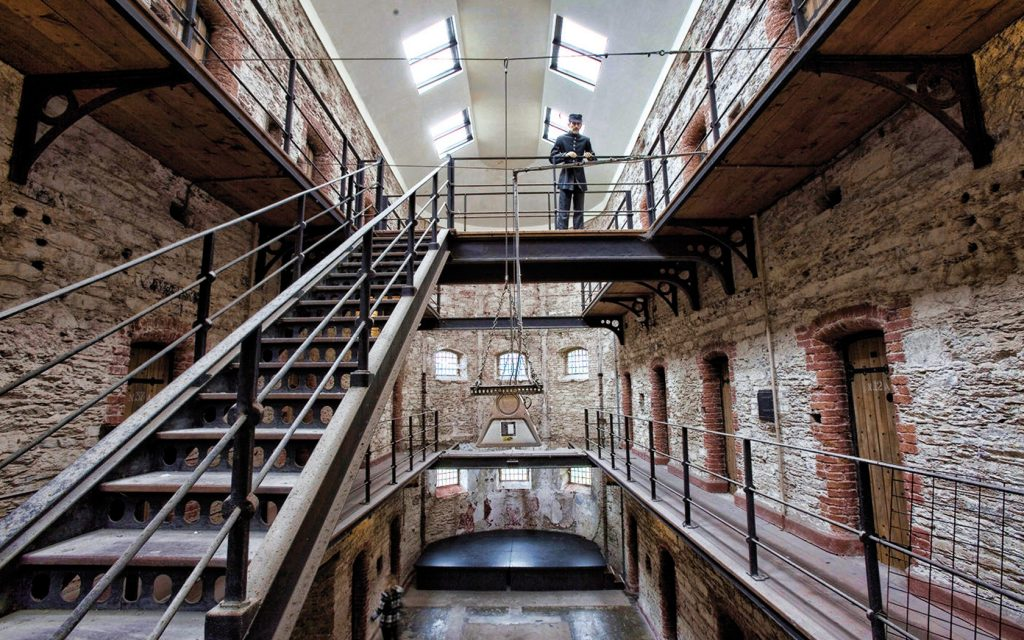 Cork-City-Gaol--1024x640 ▷ Que ver en Cork. Las 10 cosas que no te puedes perder en esta ciudad irlandesa