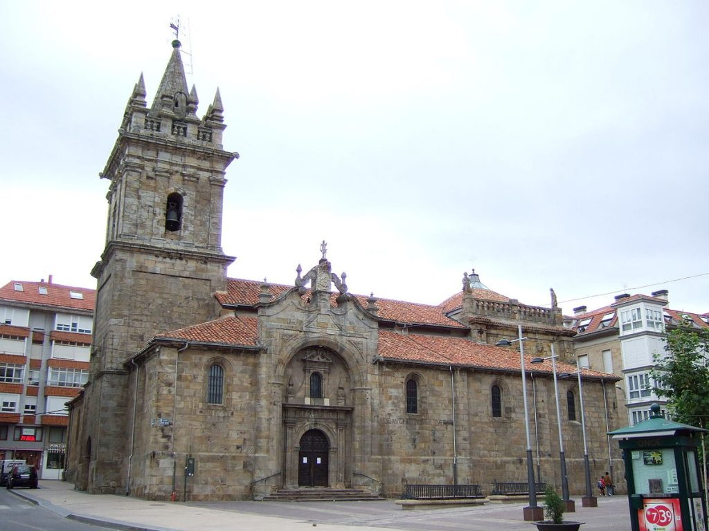 Iglesia de San Sebastían
