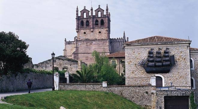 Iglesia de San Vicente de la Barquera