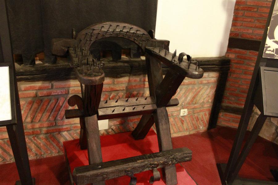 Museo de la tortura Santillana