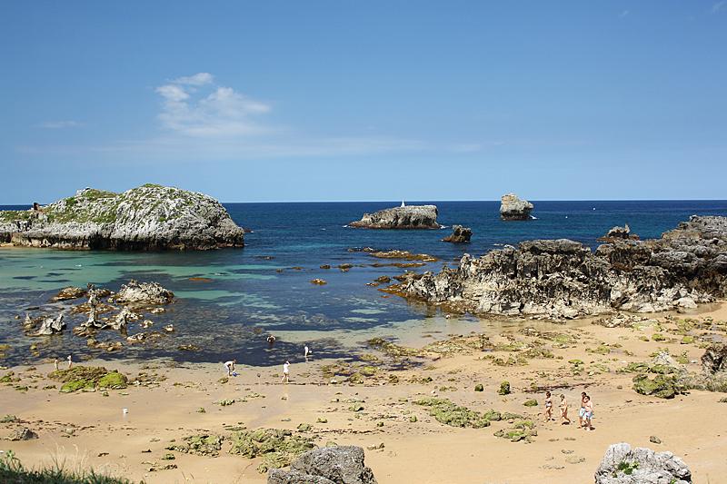 Lee más sobre el artículo Que ver en Noja. Playas y naturaleza en el litoral Cantábrico