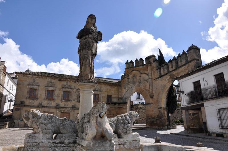 Plaza del Pópolo