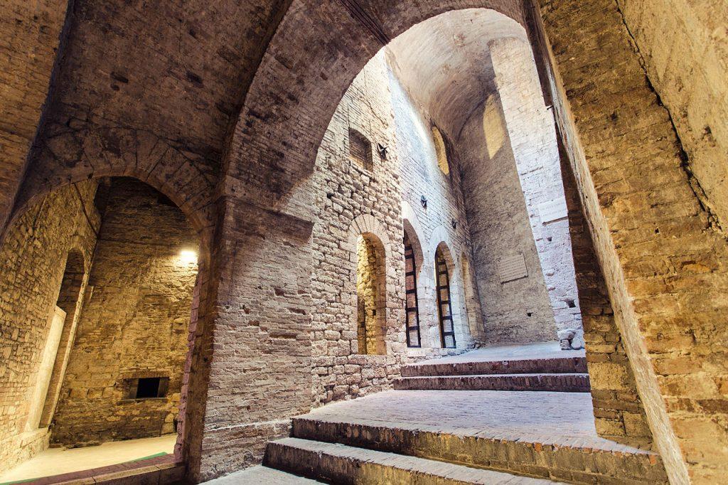 Rocca-Paolina-1024x682 ▷ Que ver en Perugia. Las 5 cosas que ver en la ciudad del Chocolate