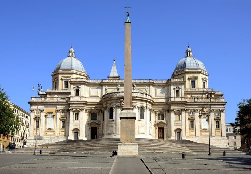 Santa-Maria-la-Mayor ▷ Que ver en Roma. Las 10 cosas que no te puedes perder en tu visita a Roma