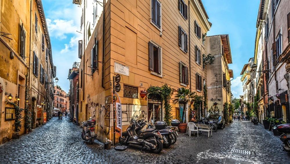 Trastevere ▷ Que ver en Roma. Las 10 cosas que no te puedes perder en tu visita a Roma