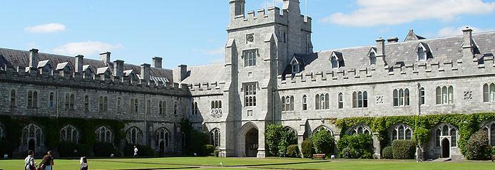 UCC-de-Cork ▷ Que ver en Cork. Las 10 cosas que no te puedes perder en esta ciudad irlandesa