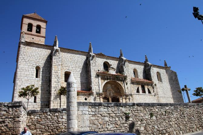 la Iglesia del Salvador Simancas