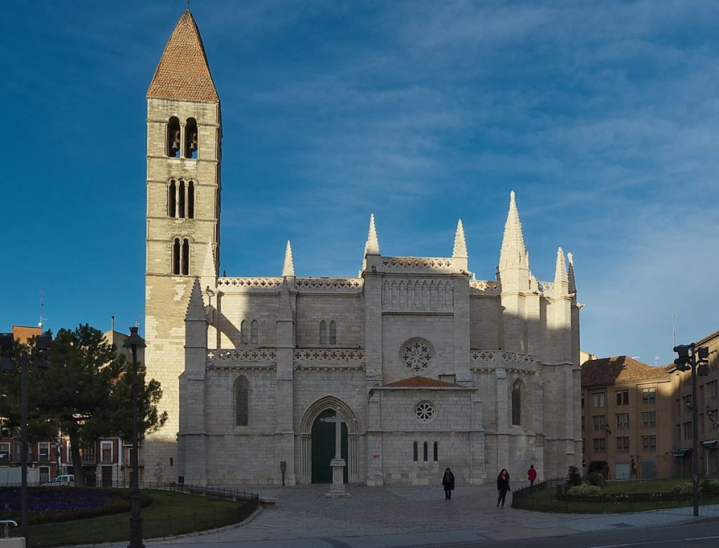 Iglesia de Santa Maria de la Antigua