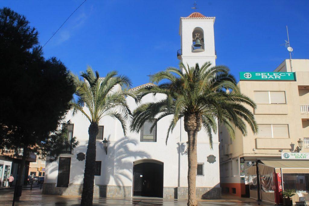 La Iglesia de San Pedro Apóstol