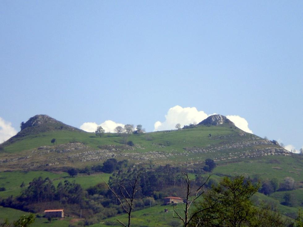 Tetas de Liérganes Cantabria