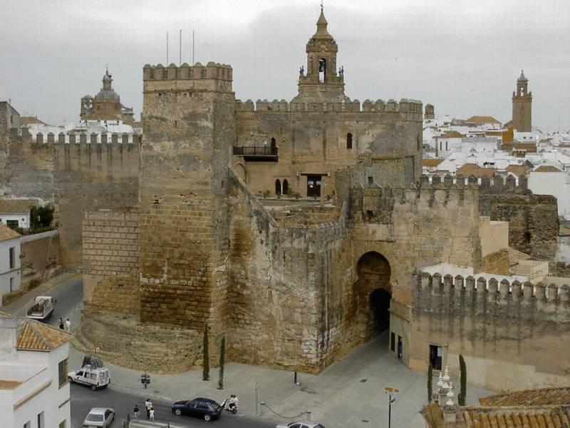 Alcazar puerta de Sevilla, Carmona