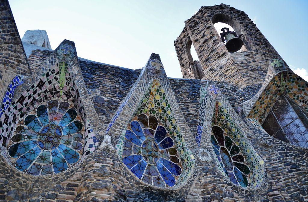 Colonia Guell en Barcelona