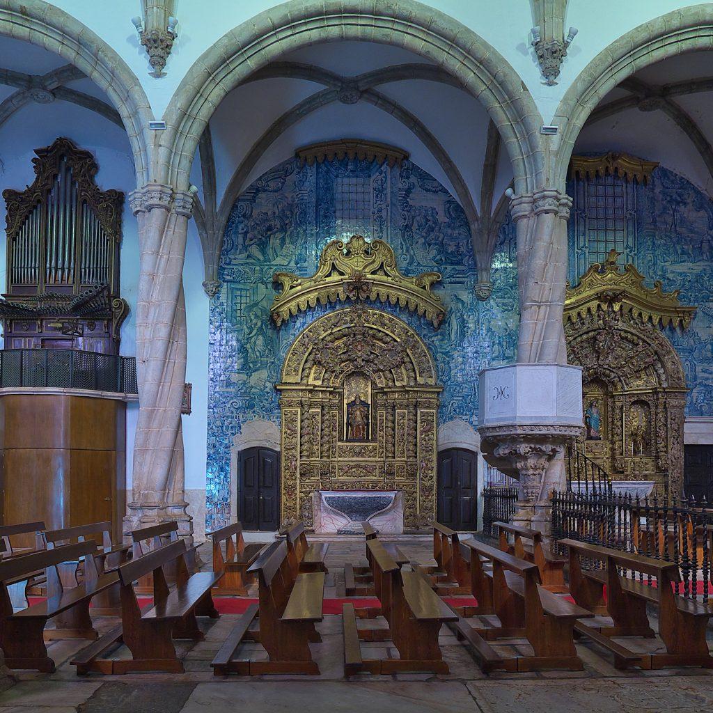 Iglesia de Santa Maria Magdalena Olivenza