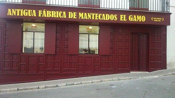 Mantecados el Gamo