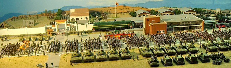 Museo miniaturas militares