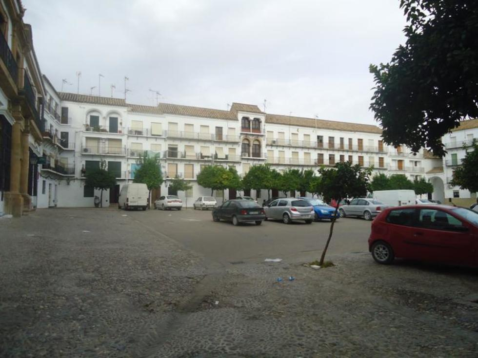 Plaza Ducal Marchena