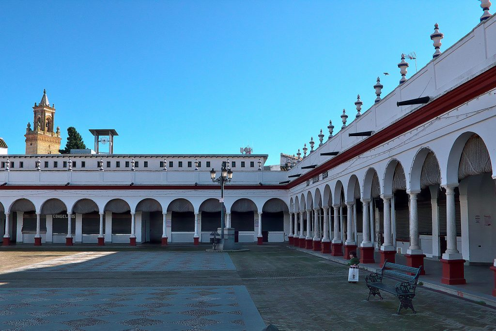 Plaza del mercado de carmona