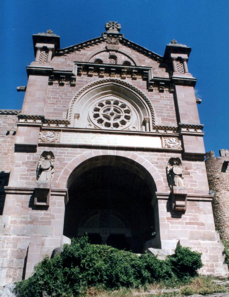 Basilica-de-Javier-790x1024 ▷ Que ver en Javier en Navarra