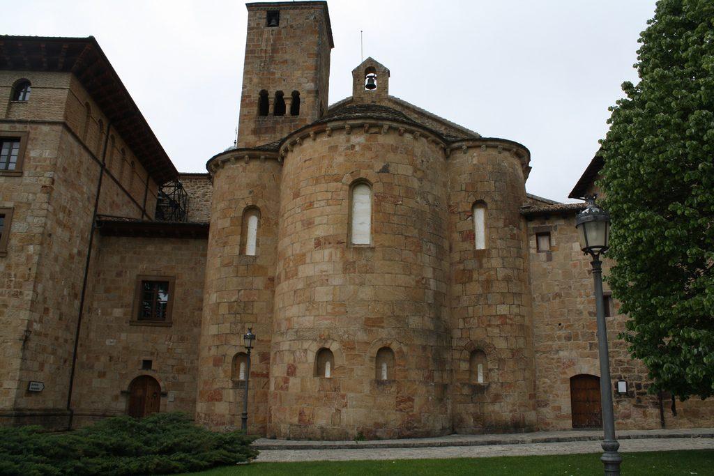 Monasterio-de-Leyre-1024x683 ▷ Que ver en Javier en Navarra