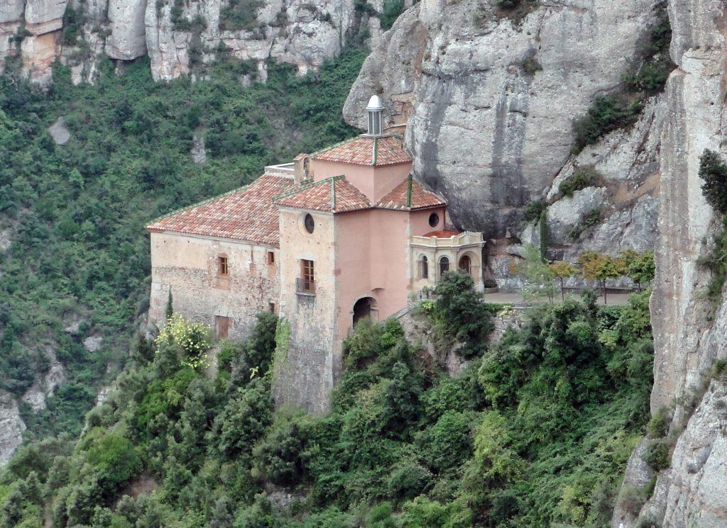 Santa Cueva de Montserrat