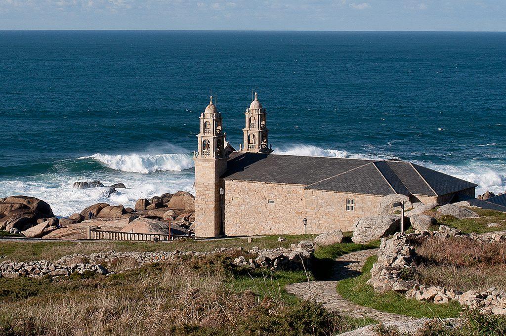 Santuario de la Virxe da Barca