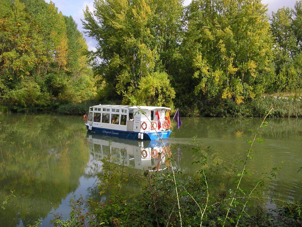 Canal de Castilla, herrera de Pisuerga