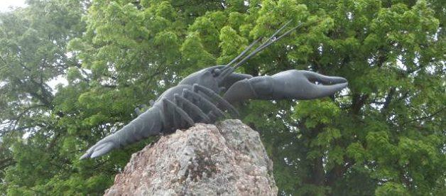 Estatua del Cangrejo