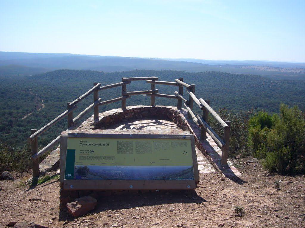 Mirador-sendero-1024x768 ▷ Que ver en Almadén de la Plata