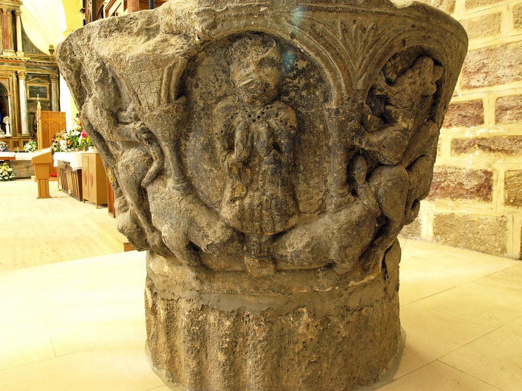 Pila bautismal de Osorno