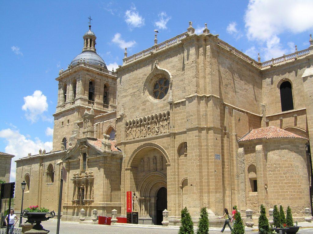 Catedral-de-Ciudad-Rodrigo-1024x766 ▷ Que ver en Ciudad Rodrigo