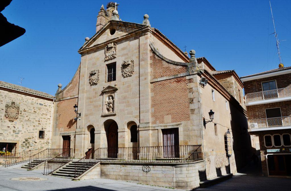 Iglesia de San Juan de la cruz en Alba