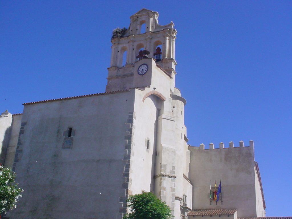 Iglesia de Santiago Apostol