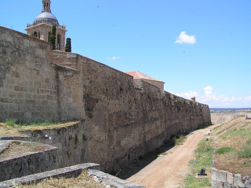 Muralla-Ciudad-Rodrigo-1024x766 ▷ Que ver en Ciudad Rodrigo