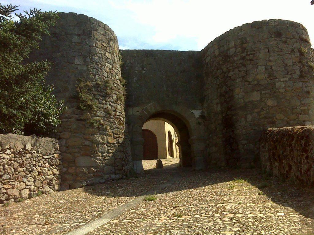 Muralla, San nicolas