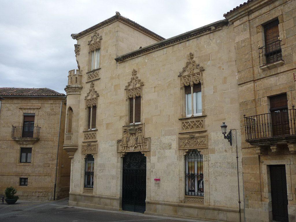 Palacio-de-la-Marquesa-de-Cartag2o-1024x768 ▷ Que ver en Ciudad Rodrigo