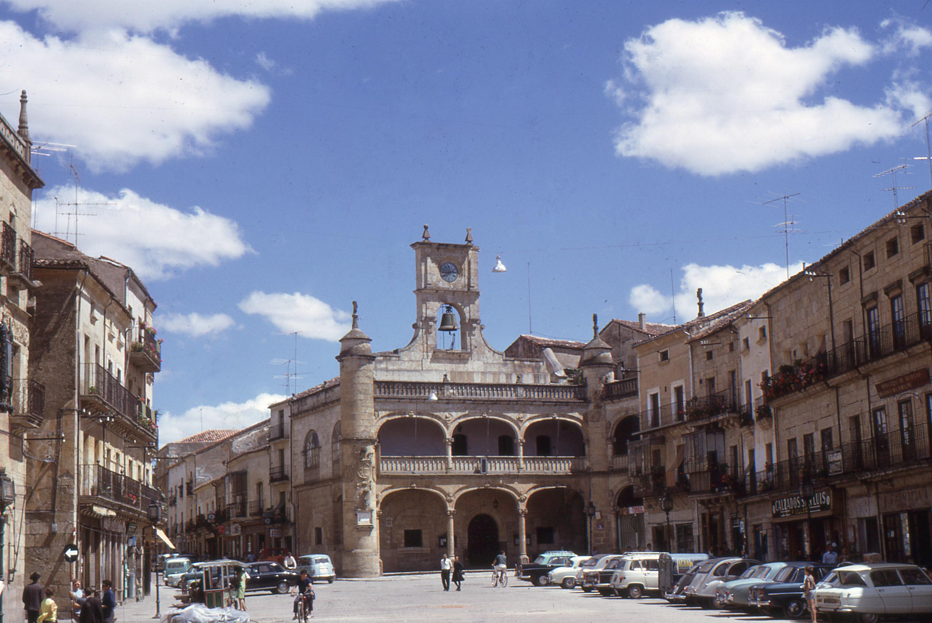Plaza Mayor Ciudad Rodrigo