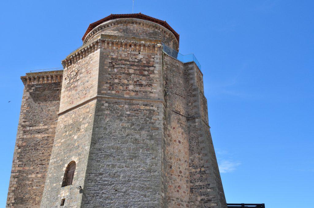Torreon del Castillo de Alba de Tormes