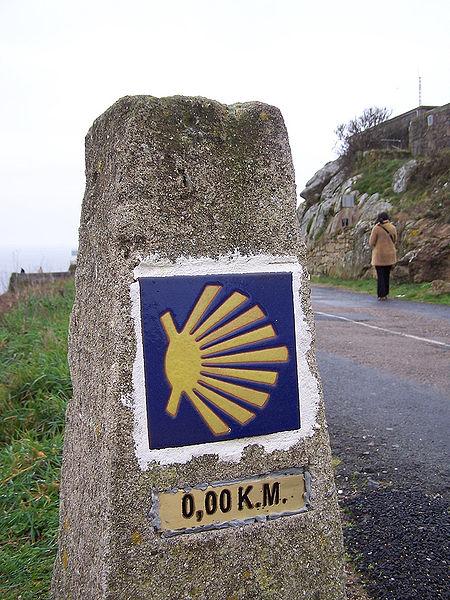 Kilometro 0 del camino