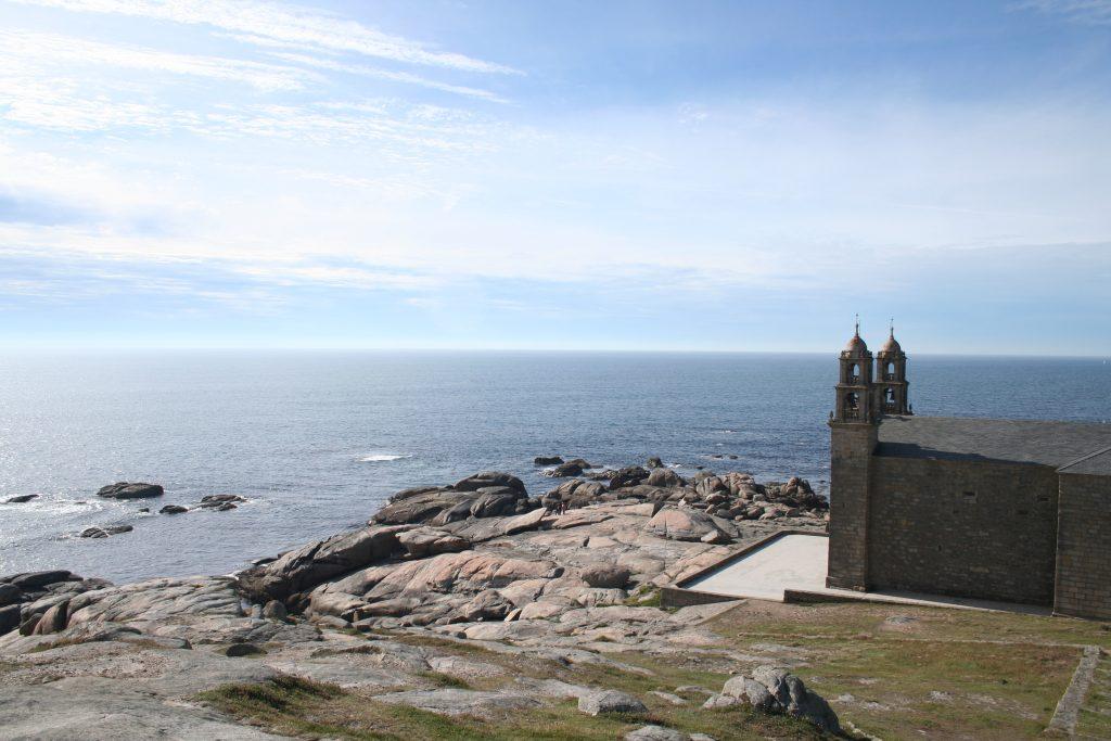 Muxia. Santuario de la Virgen de la Barca