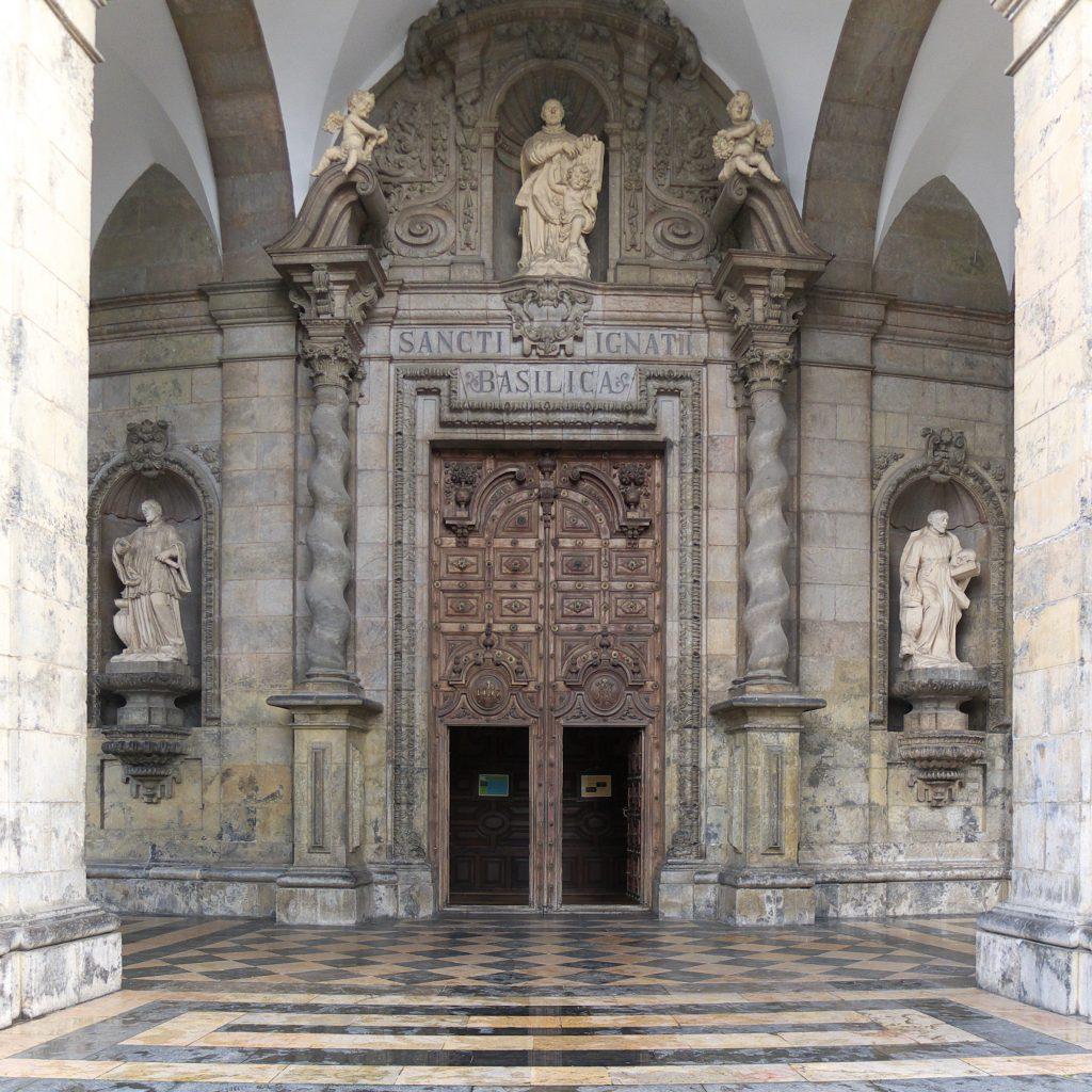 Puerta de Loyola